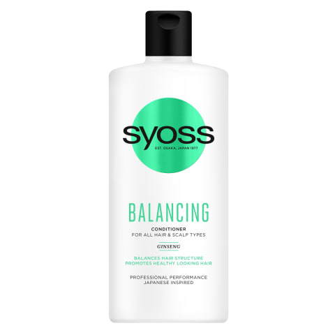 Balzams Syoss Balancing 440ml