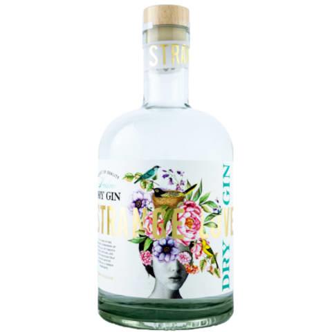 Gin Strange Luve London Dry 40%vol 0,7l