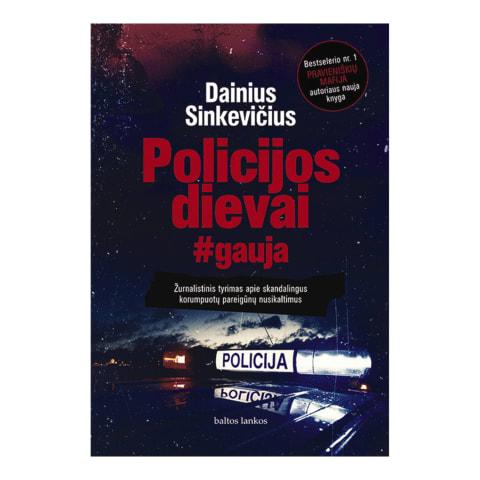 Knyga POLICIJOS DIEVAI