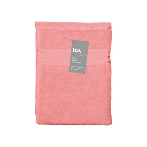 Roku dvielis ICA 50x100 rozā