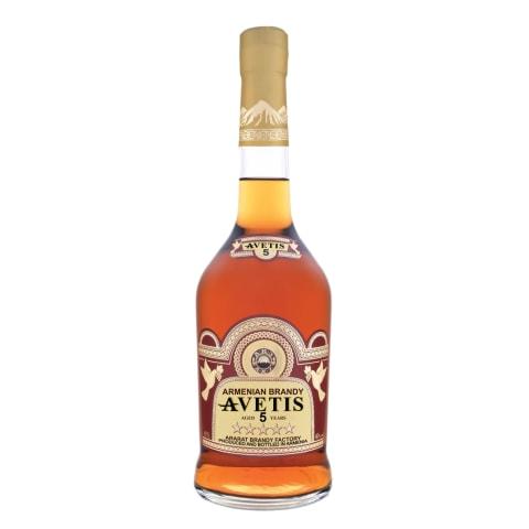 Brandy Avetis 5 40%vol 0,5l