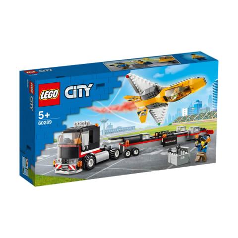 Kons.Sacīkšu lidmašīnas pārvadātājs LEGO
