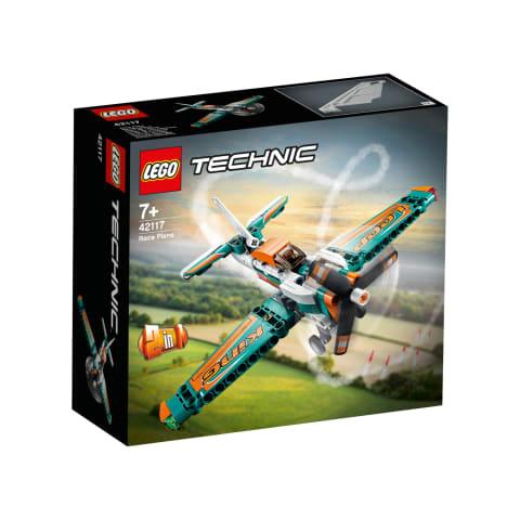 Konstr.Sacīkšu lidmašīna LEGO