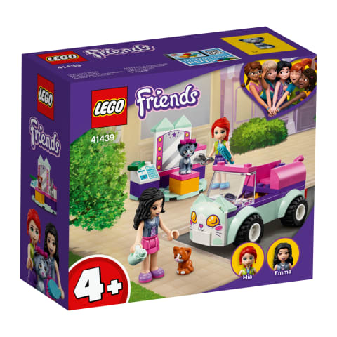 Konstr.Kačių priežiūros automobilis LEGO