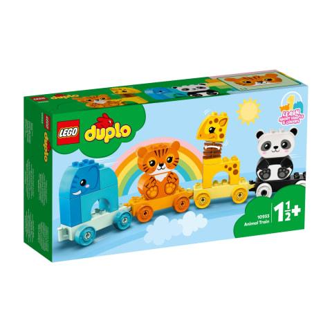 Konstr.Dzīvnieku vilciens LEGO