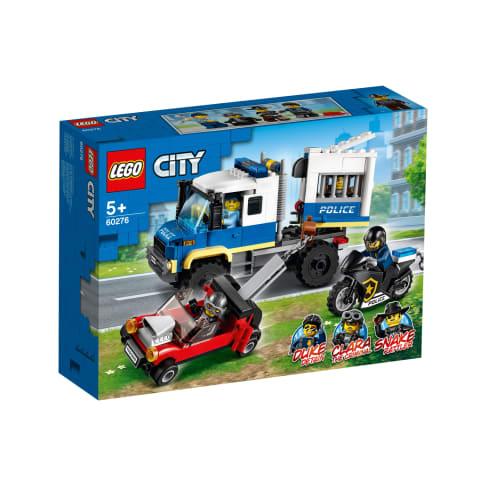Konst.Policijas cietumnieku furgons LEGO