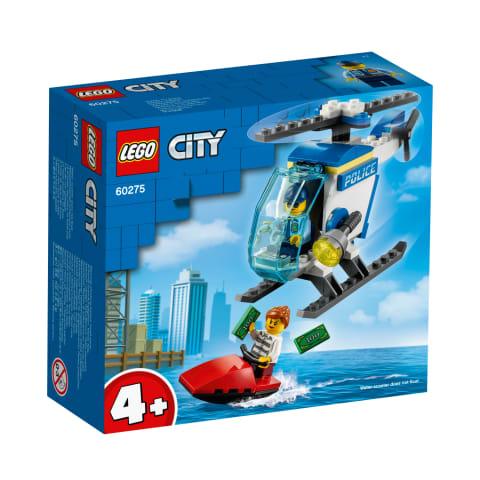 Konstr.Policijas helikopters LEGO