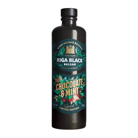 Riga Black Balsam Chocolate & Mint 30% 0,5l