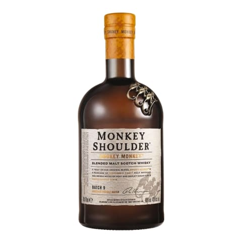 Viskis MONKEY SHOULDER SMOKEY, 40 %, 0,7l