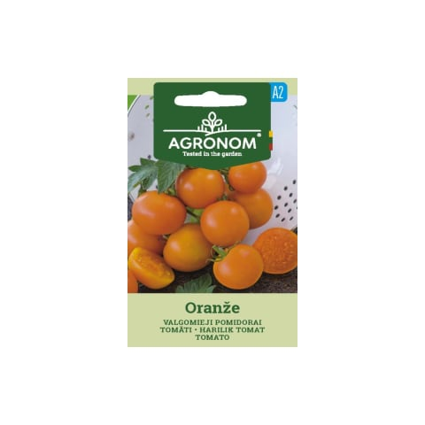 Tomāti Oranže