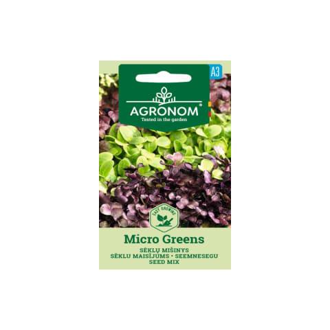 Sēklu Maisījums Micro Greens