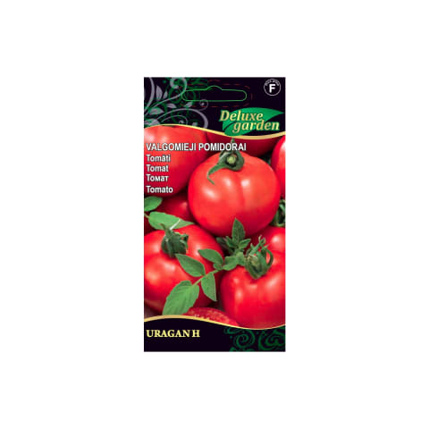Tomat Uragan H Deluxe Garden F