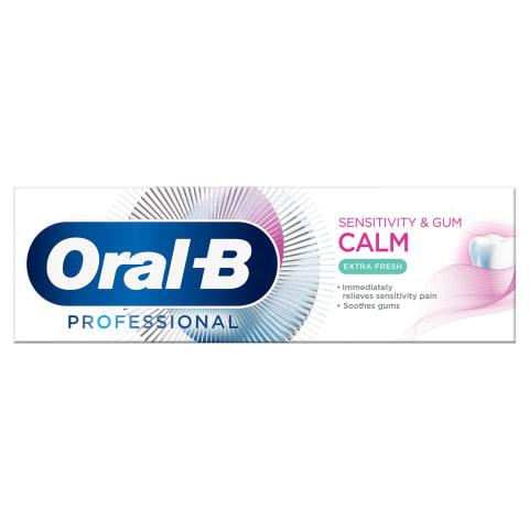 Zobu p. Oral-B Sensitive&Gum Fresh,75ml