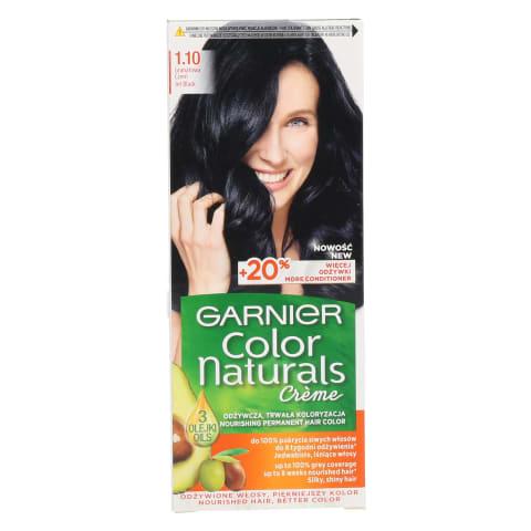 Garnier plaukų dažai COLOR NATURAL #1,1