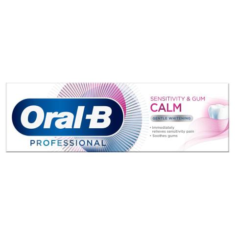 Zobu p. Oral-B Sensitive&Gum balin,75ml