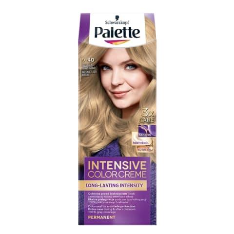 Plaukų dažai PALETTE ICC 9-40 natūraliai švie