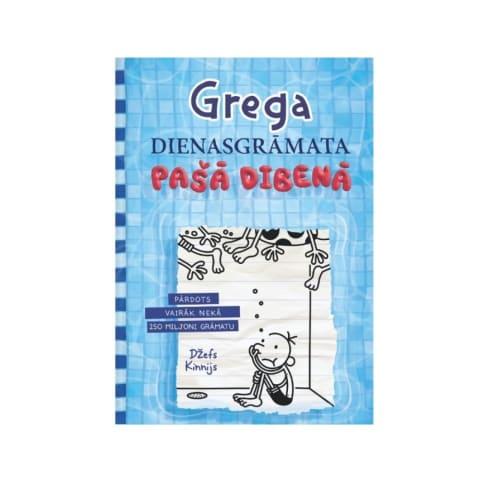 Grega dienasgrāmata XV Pašā dibenā
