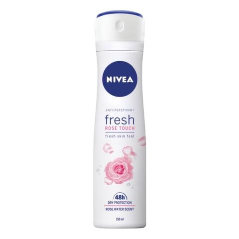 Deodorant NIVEA Fresh Rose Touch 150ml