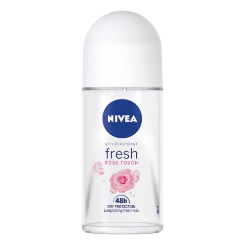 Deodorant NIVEA Fresh Rose Touch 50ml