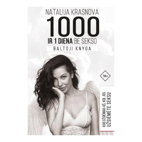 Knyga 1000 IR VIENA DIENA BE SEKSO