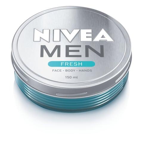 Geelkreem Nivea Men Fresh niisutav 150ml
