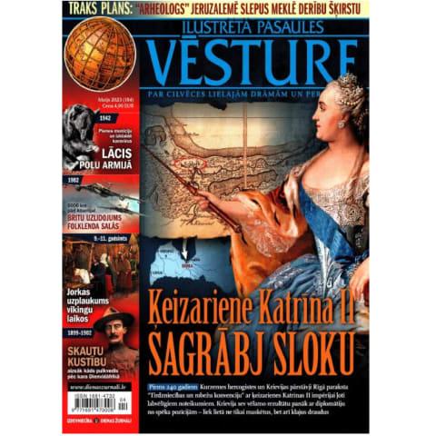 Žurnāls Illustrētā Pasaules Vēsture