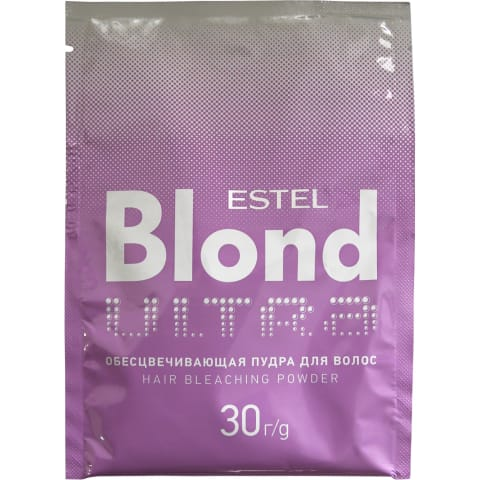 Švies.pudra ESTEL ONLY ULTRA BLOND 30g
