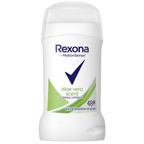 Piešt. mot. dezorant. REXONA ALOE VERA, 40 ml