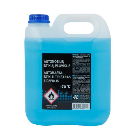 Žieminis stiklų ploviklis -15 C, 4l