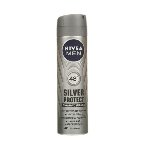 Izsm.dez. Nivea silver protect vīriešiem