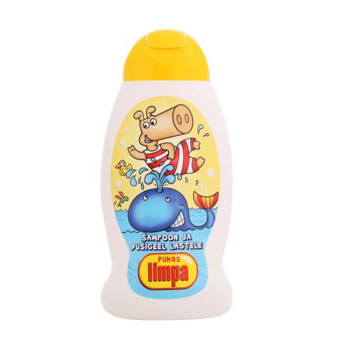Šampoon/dušigeel Puhas Limpa last. 300ml