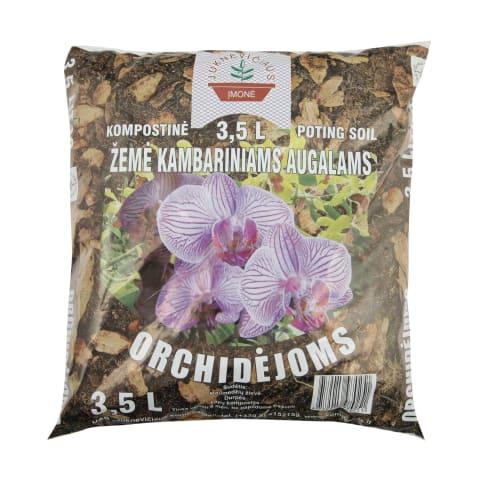 Augsne orhidejām 3.5l