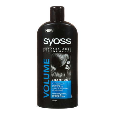Šampūns Syoss volume 500ml