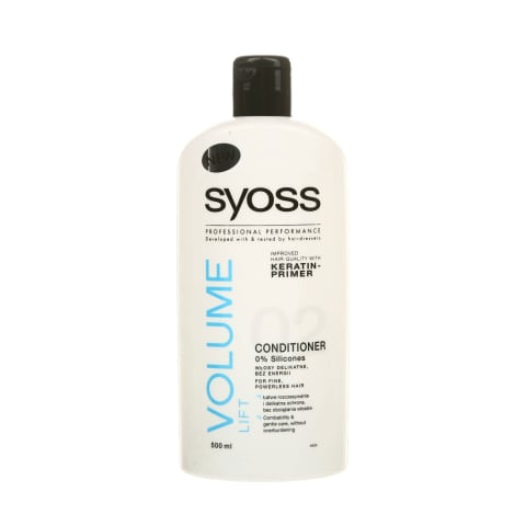 Matu balzams Syoss volume 500ml