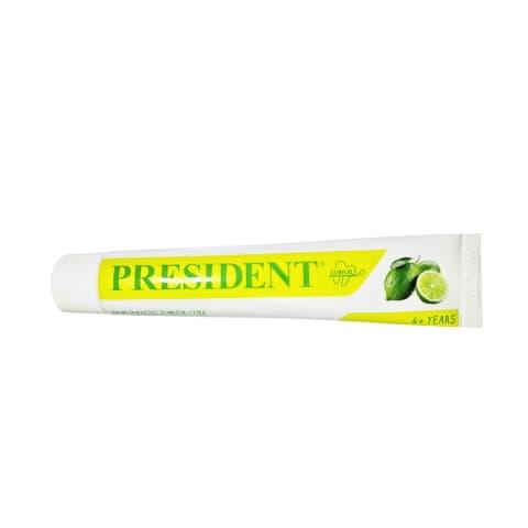 Zobu pasta President Junior 6+ 50ml
