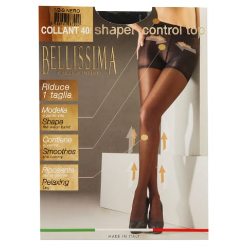 Sukkpüksid Bellissima C.Top 40 nero 1/2