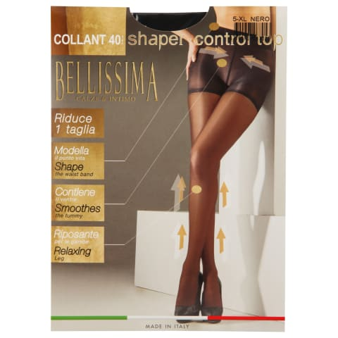 Sukkpüksid Bellissima C.Top 40 nero 5