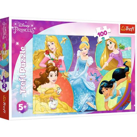 Rotaļlietas puzle 100 gab 16138 Trefl