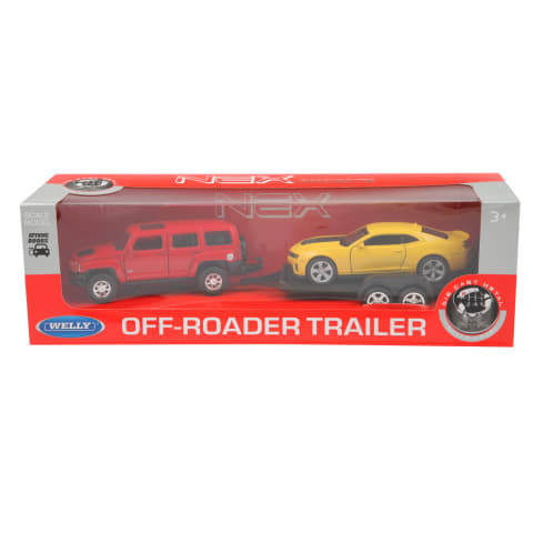 Rotaļlieta auto modelis Welly 1:34-39