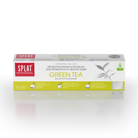 Zobu pasta Splat green tea 100ml