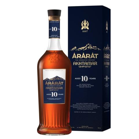 Armēņu brendijs Ararat Akhtamar 10YO 40% 0,7l