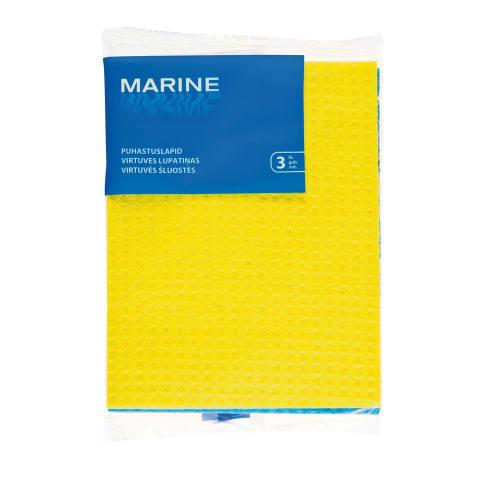 Puhastuslapid Marine 3tk