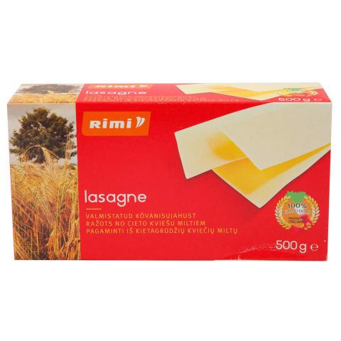Makaroni Rimi Lasagne 500g