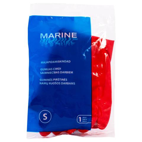 Pirštinės (rožinės spalvos) MARINE, S, 1 pora