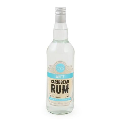 Rumm Bartender's Club valge 37,5% 0,7l