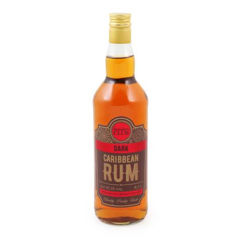 Rums Bartender's Club tumšais 37.5% 0,7l
