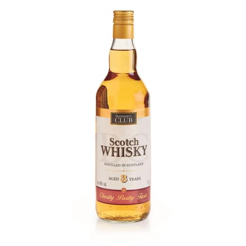Viskijs Bartender's Club Scotch 40% 0,7l