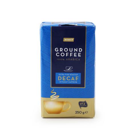 Malta kava be kof., RIMI GROUND COFFEE, 250g