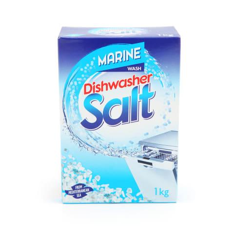 Nõudepesumasina sool Marine 1kg