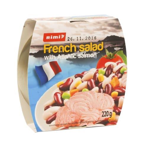 Salāti Rimi franču ar lasi 220g